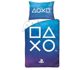 Playstation Housse de couette Controller 140 x 200 cm Coton