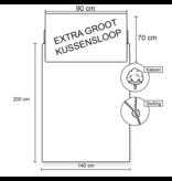 Fortnite Floss - Dekbedovertrek - Eenpersoons - 140 x 200 cm - Multi