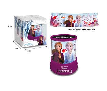 Disney Frozen Lampe projecteur 12 cm