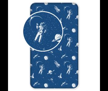 Space hoeslaken 90 x 200 cm Katoen
