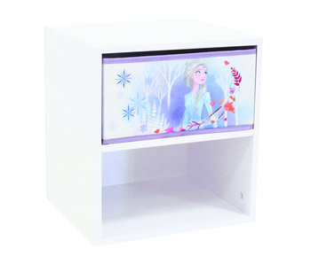 Disney Frozen Bedside table with drawer