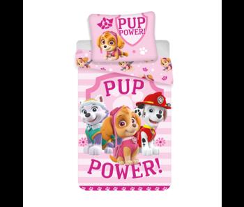 PAW Patrol BABY duvet cover Pup Power 100 x 135 / 40 x 60 cm Cotton