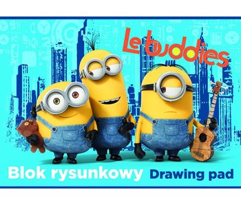 Minions Drawing Pad