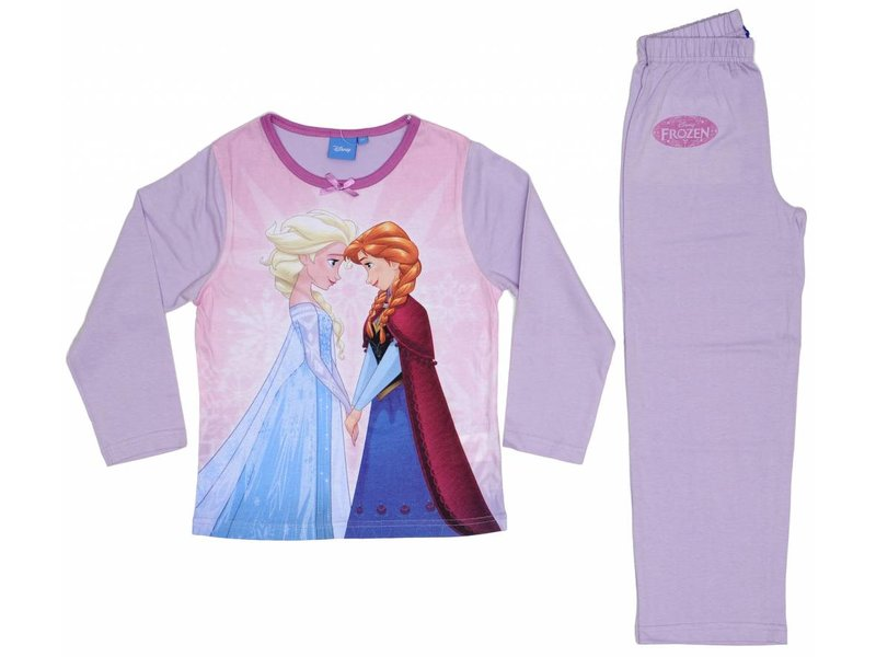 Disney Frozen Pajama Sisters Lila eight years