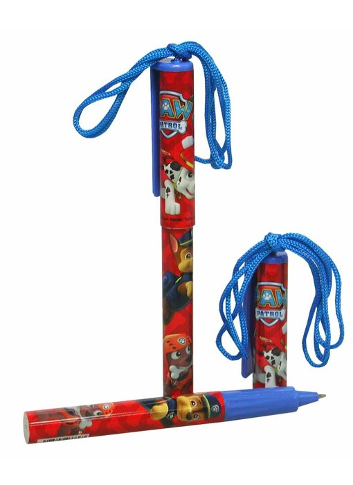 PAW Patrol Ballpoint pen on a string