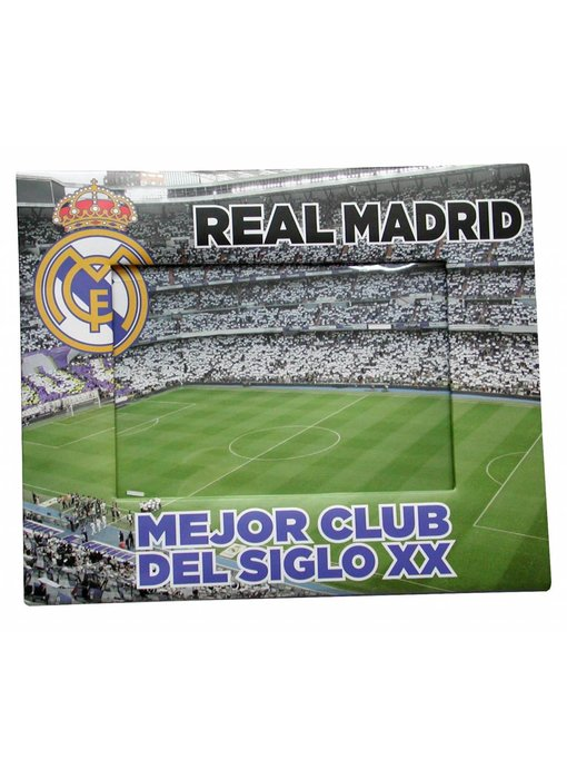 Real Madrid Cardboard picture frame