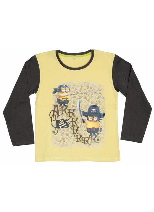 Minions Shirt boys 8 jaar