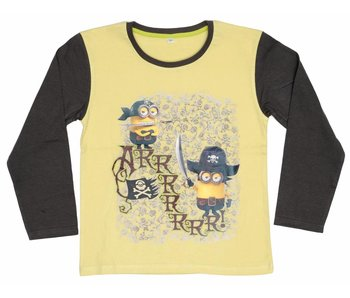 Minions Shirt garçons de 4 ans