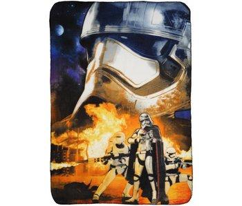 Star Wars Couverture polaire la force réveille B 100x140cm