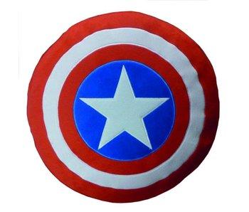 Marvel Avengers 3D coussin Bouclier 100% Polyester Ø36 cm