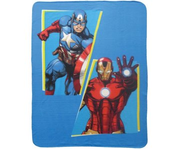 Marvel Avengers INVINCIBLE couverture polaire 100% polyester 110x140cm