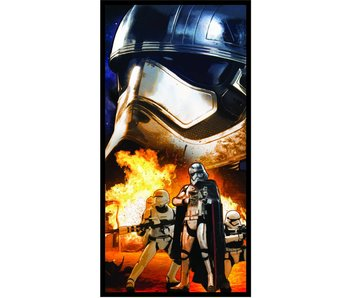 Star Wars Strandlaken Fire 70x140cm