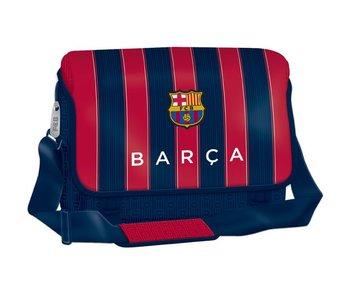FC Barcelona Sac à bandoulière pour ordinateur portable 38 cm