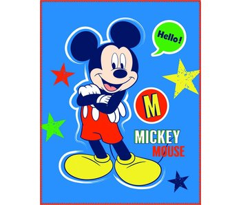 Disney Mickey Mouse expressions plaid