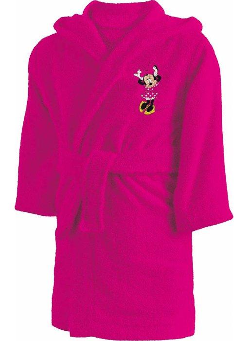 Disney Minnie Mouse Bathrobe Cœur