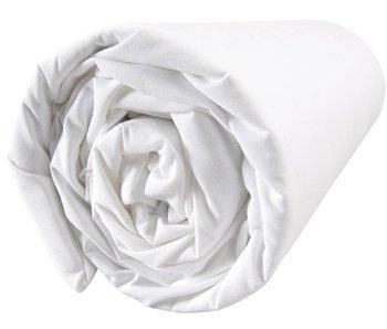 Matt & Rose Fitted Douce Nuit White 90x200cm