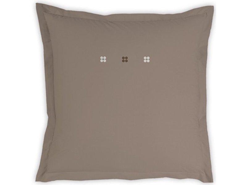 Matt & Rose Dragées erfreut - Duvet - Lits Jumeaux - 240 x 220 cm - Mocca