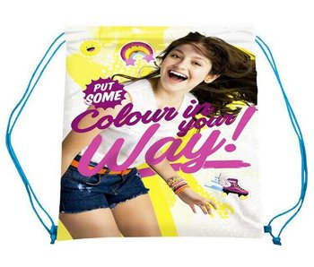 Disney Soy Luna Gymbag Colour 35cm