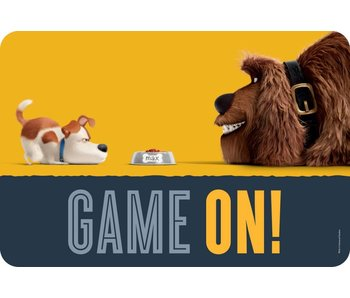 The Secret Life of Pets Placemat Game on 40x29cm