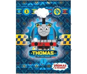 Thomas de Trein Elastomap A4
