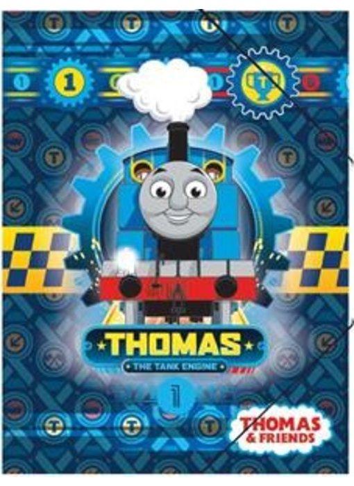 Thomas de Trein ELASTOMAP A4