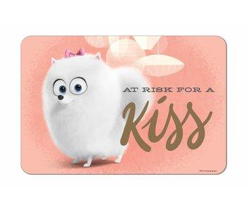 Kiss placemat 40x29cm