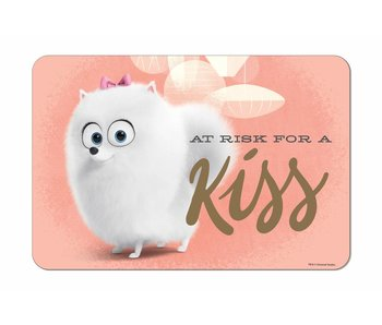 The Secret Life of Pets Kiss placemat 40x29cm