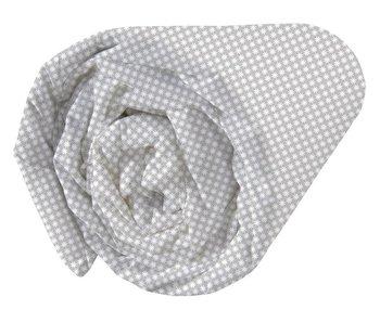Matt & Rose Aménagée Esprit géométrique Gris 140x200cm