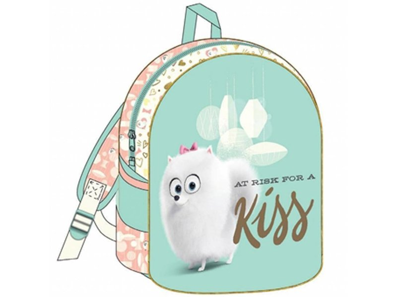 The Secret Life of Pets Kiss - Backpack - 31 cm - Multi