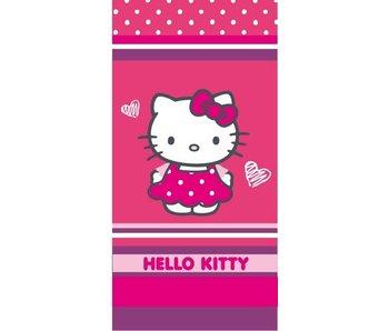 Hello Kitty Robe serviette de plage 75x150cm