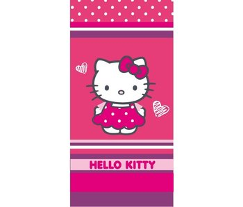 Hello Kitty Strandlaken Dress 75x150cm