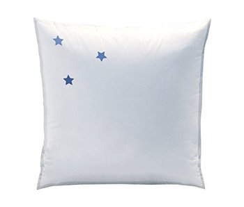 Matt & Rose Cushion douce nuit White / Blue 65x65cm
