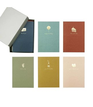 House Of Products Greeting Cards Box - ICONS