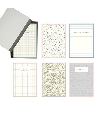 House Of Products Greeting Cards Box - MIXED
