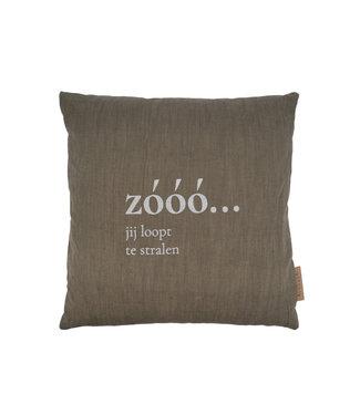 Kussen Zooo - 45x45cm