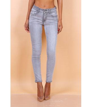 Toxik Normal Waist Jeans - L1857-3