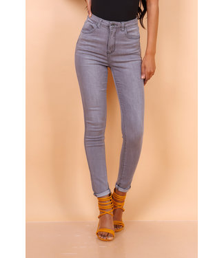 Toxik High Waist Jeans - L185-J33
