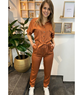 FRNCH Jumpsuit - MACY - F10777