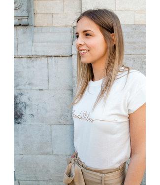 Adilynn T-Shirt Good Vibes - FSP2012366
