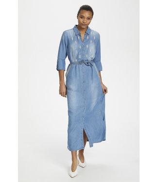 Cream EstherCR Shirt Dress Sustainable