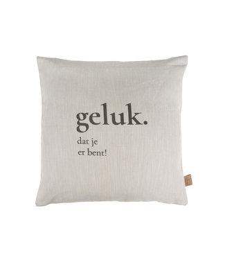 Zusss Kussen Geluk - 45x45cm