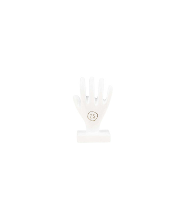 Kaartenstandaard Hand - METAAL