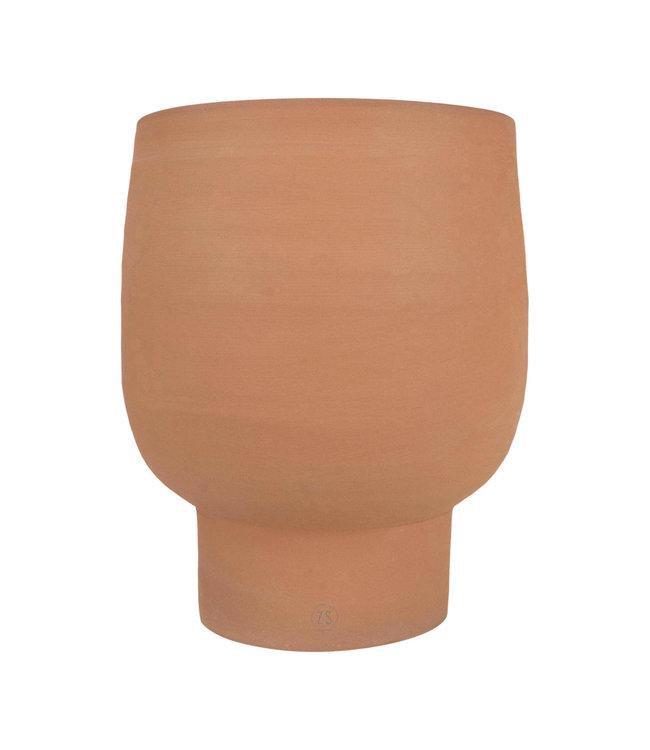 Bloempot Terracotta - L
