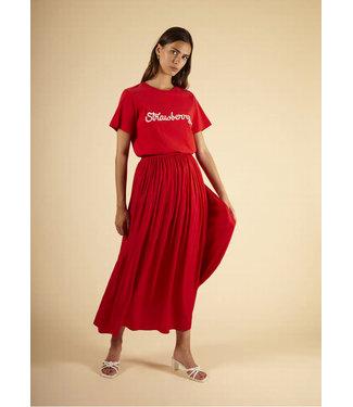 FRNCH T-Shirt Strawberry - CLELYA / F10803