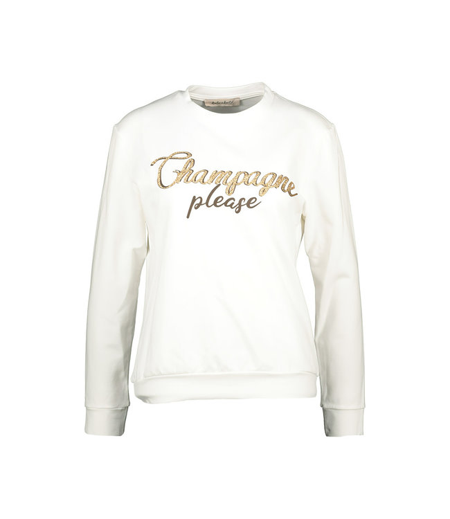 """Amelie & Amelie Sweater """"Champagne"""" - ANAIS 09"""