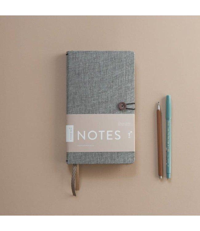 Luxe notitieboek Moss Agate