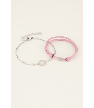 My Jewellery Moeder & dochter armband mini