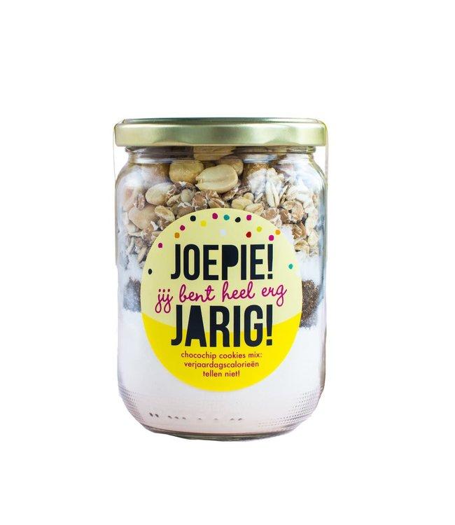 Koekpot Joepie Jarig