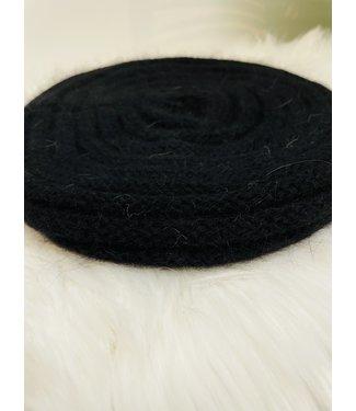 JD Gloves Angora Barret - FSL011W20