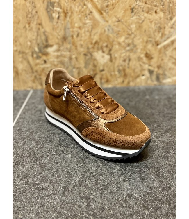 Suede sneaker - NAPELS